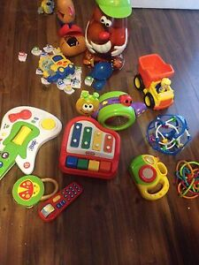 Young baby toys. Make an offer... :)