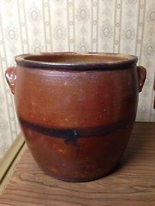 Pottery Big Pot Redcliffe Redcliffe Area Preview