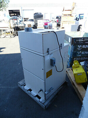 Comco Dc2000-3 Microblasting Dust Collector 115v 34hp 1ph