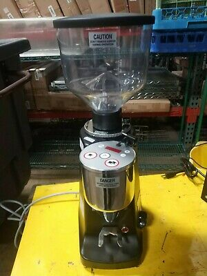 Mazzer Luigi Srl Major Electronic Coffee Grinder Made In Italy