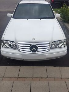1995 Mercedes Benz c220 amg conversion kit
