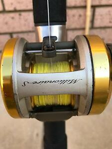 Fishing Reel DIAWA Millionaire S 250 VGC Spearwood Cockburn Area Preview