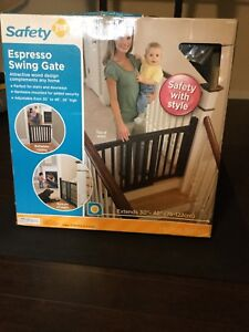 Safety 1st Swing Gate, Brand New