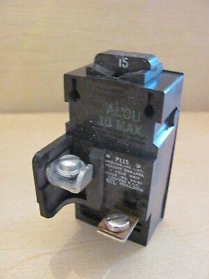 Pushmatic Ite 15 Amp Circuit Breaker Single Pole 1pole 120 Volt