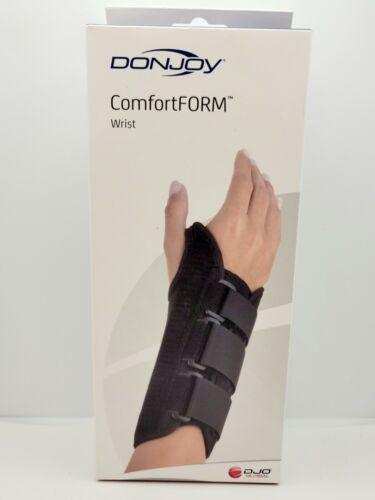 Donjoy Comfort Form Wrist Support Brace Size Medium/Right Ha