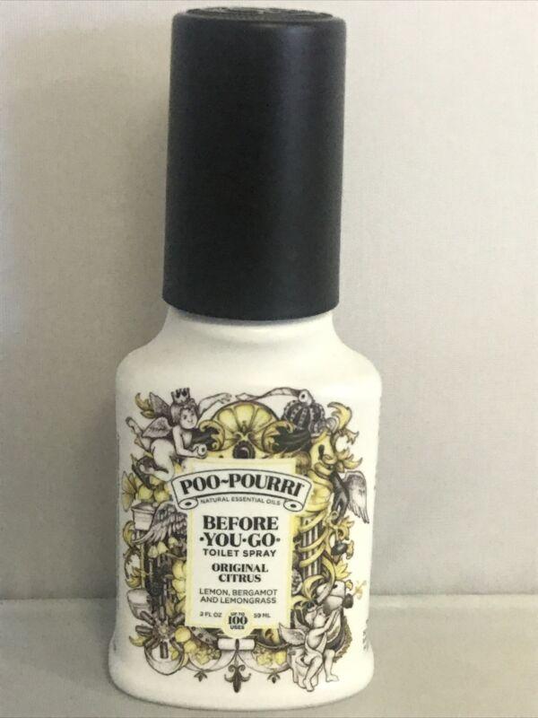 Poo-Pourri, Before-You-Go Toilet Spray 2 fl. oz. - Original Citrus