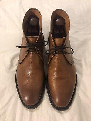 Crockett Jones Chukka Boots US9.5E UK8.5F Dainite Souls Made England for Shipton