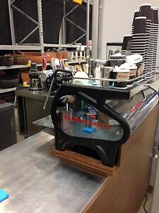 Strada Ep Coffee machine 2 groups Condell Park Bankstown Area Preview