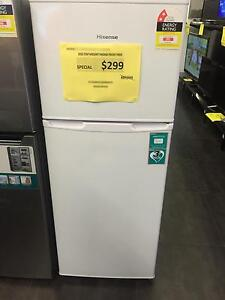 Hisense 222L HR6TFF222 FRIDGES FROST FREE with WARRANTY ****9525 Dandenong Greater Dandenong Preview