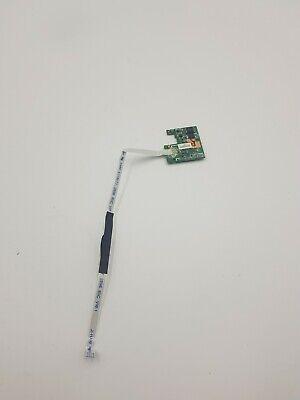 hp compaq 6930p laptop biometric fingerprint reader / empreinte digitale sensor