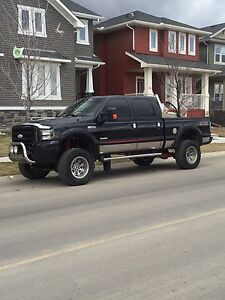 2007 Ford F-350 Lariat Outlaw Powerstroke