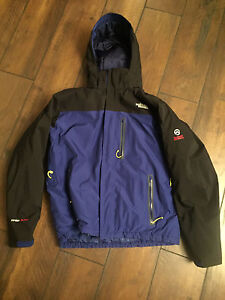 North Face Men's Plasma Thermal Insulated Jacket Size Large