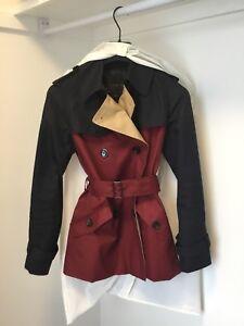 COACH All seasons Trench coat jacket