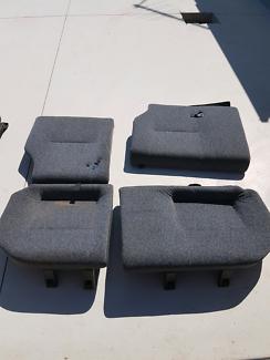 Nissan Pulsar N15 seats (SSS, Q and LX)