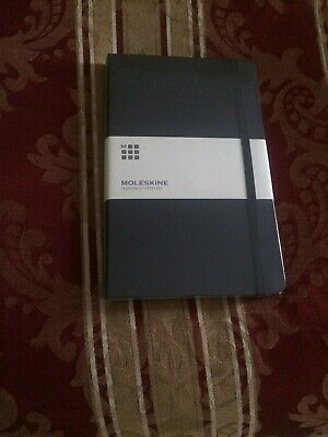 Moleskine Custom Edition - Sealed Soft Black Faux Leather  Journal