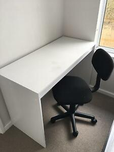 Desk + chairs for sale East Victoria Park Victoria Park Area Preview