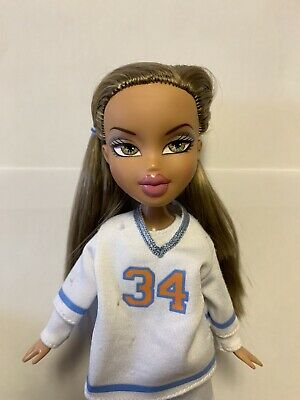 Bratz Ice Hockey Yasmin- Canadian Exclusive, Rare HTF