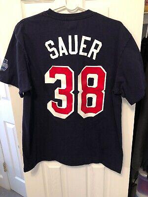 Michael Sauer New York Rangers 2012 Winter Classic Shirt XL Extra Large -