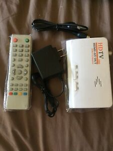 HD Digital Terrestrial Receivers