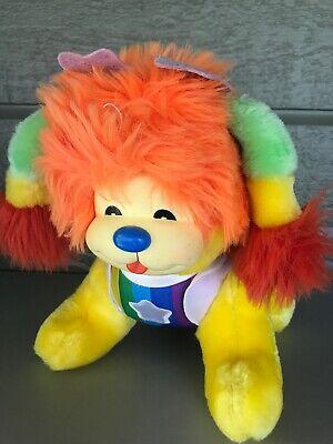 Vintage Rainbow Brite Puppy Dog Plush Toy Pet 1983 10