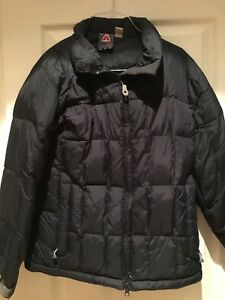 Firefly down filled women's size 8 winter jacket