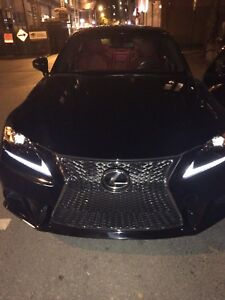 Lexus IS 200 T - lease transfer