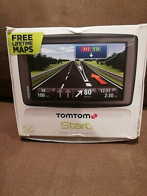 "TomTom START 60 M-Europe GPS 6""/15 cm LCD Portable Navigation Set Europe Maps"