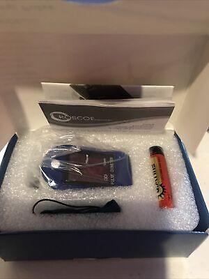 Roscoe Fingertip Pulse Oximeter New In Box