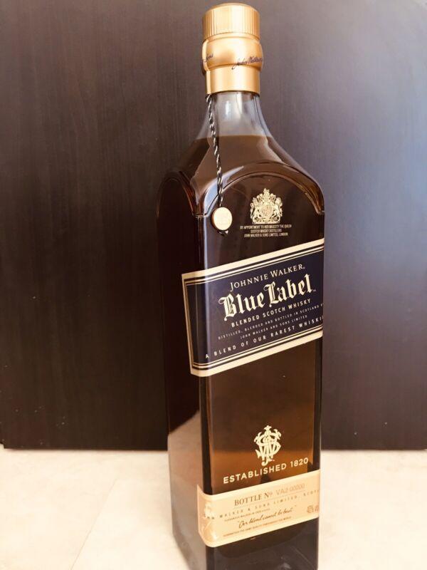 Johnnie Walker Blue Label 3L, Display Bummy Bottle