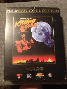 Under a killing moon PC GAME