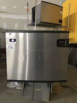 Manitowoc Iy1474c-161 Remote Ice Maker Indigo Series 1474lbs. In 24 Hrs.ice Head