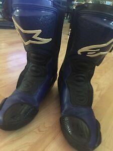 Men's Alpinestars Motorcycle boots