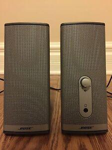 Bose companion 2 Series II Multimedia Speaker