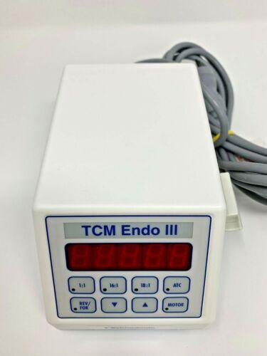 SybronEndo-Nouvag TCM III Endodontic Endo Motor