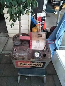 Champion spark plug cleaner working cond antique vintage Davistown Gosford Area Preview
