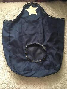 Navy blue show Hay bag Perth Region Preview