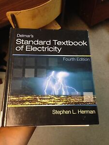 Delmars Standard Book of Electricity