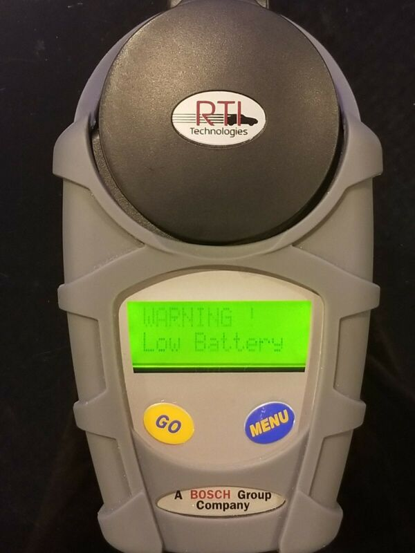 RTI Technologies Digital Refactometer PA-203X A Bosch Group Co.