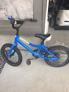 "Kid's Giant Animator 16"" Blue Bike"