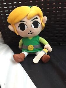 Toon link plush from windwaker