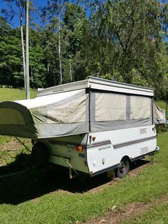 Cub drifter eclipse camper trailer
