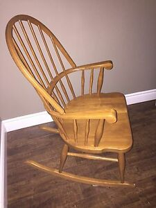 Maple Rocker $50