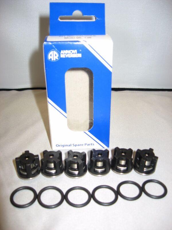 AR 1828 Check Valve Kit *OEM* Annovi Reverberi Fits RRV, RKV, XRCV Models