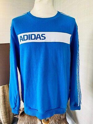 Adidas Vintage Retro Sweatshirt Size L
