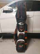 Callaway X-Hot Cart Bag Golf Byford Serpentine Area Preview