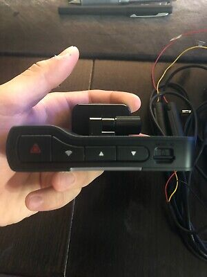 BlackSys CH-100B 1080p Full HD 2 Channel Dash cam with Wi-Fi,Manual
