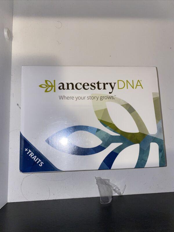 ancestryDNA kit + Traits
