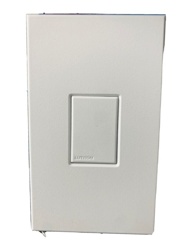 LUTRON VAREO VETS 1000 WH ELECTRONIC SWITCH FOR LOW V INCANDESCENT/HALOGEN LAMPS