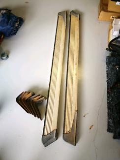 FORD F100 Side Steps