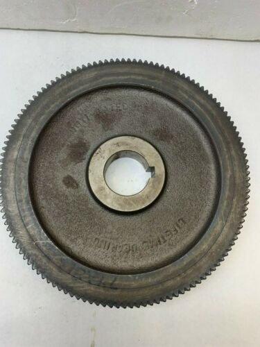 """LIFETIME BEARING RIGHT HAND HELICAL GEAR, 74281Z ,126 TEETH, 14"""" OD, 1-5/8"""" FACE"""
